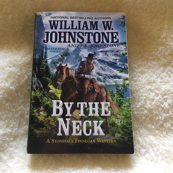 NEW Book - By the Neck, by Johnstone